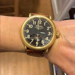 Shinola Runwell 47MM Watch